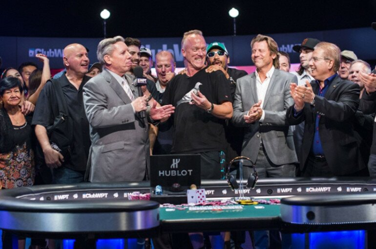 Пэт Лайонс выиграл WPT Legends of Poker