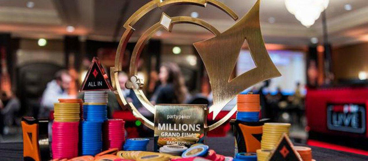 Иоаннис Ангелу-Констас – победитель главного турнира partypoker LIVE MILLIONS UK
