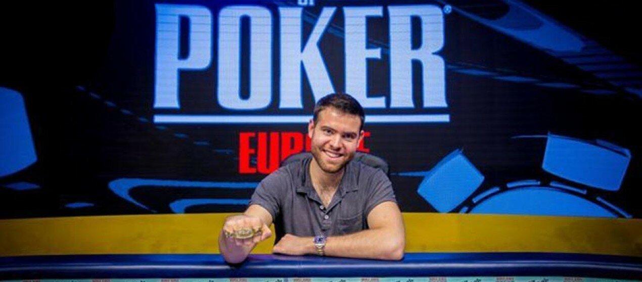 Джек Синклэр – победитель главного турнира WSOPE-2018