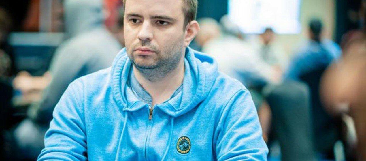 Константин Маслак лидирует перед финальным днем главного турнира Carribean Poker Party