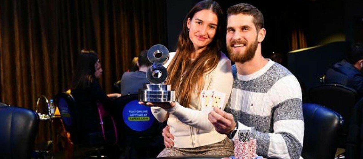 Матас Цимболас выиграл турнир хайроллеров 888Live Лондон